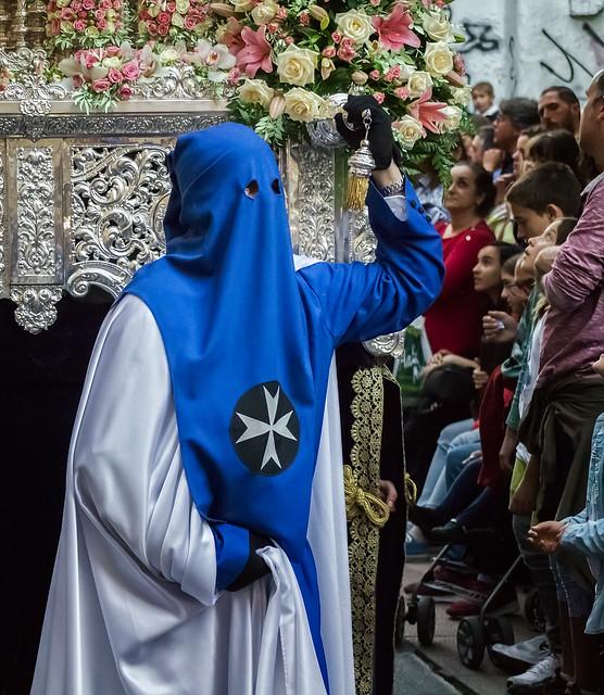 Semana Santa Zaragoza 2017 - Domingo de Ramos - Cofradía de Jesús de la Humildad