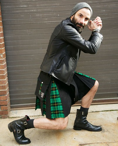Hybrid Kilt by ScottishKiltShop.com | by scottishkilt