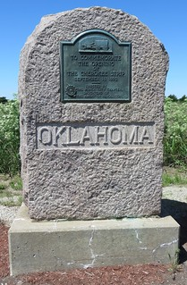 Cherokee Strip Monument (Kay County, Oklahoma)