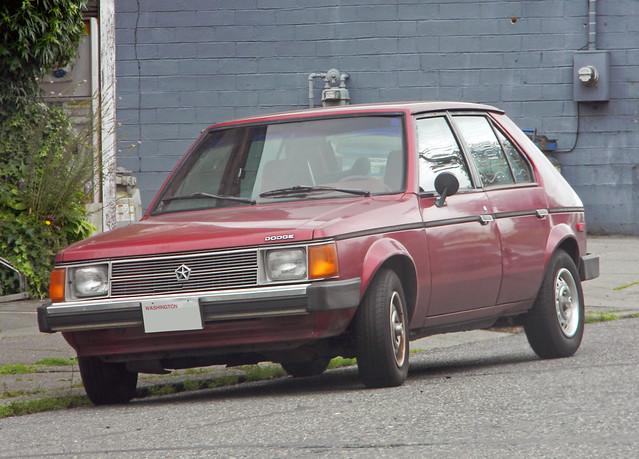 Dodge Omni (AJM CCUSA)