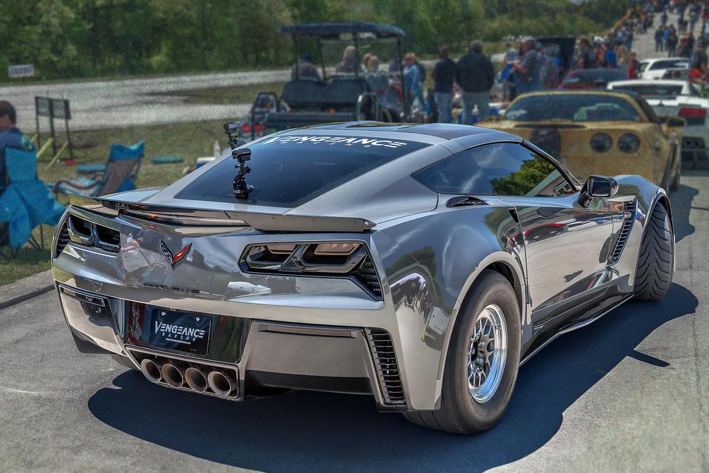 Corvette Z06 Vengeance Racing (Heaven's Landing, Clayton G