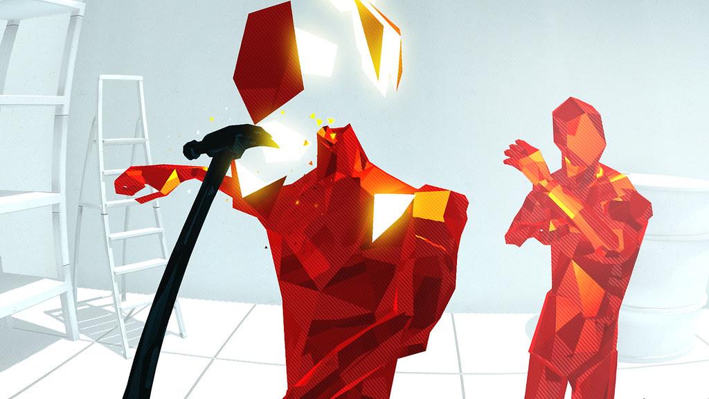 Superhot VR | PlayStation Europe | Flickr
