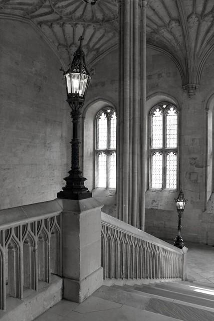 The Grand Staircase: Christ Church