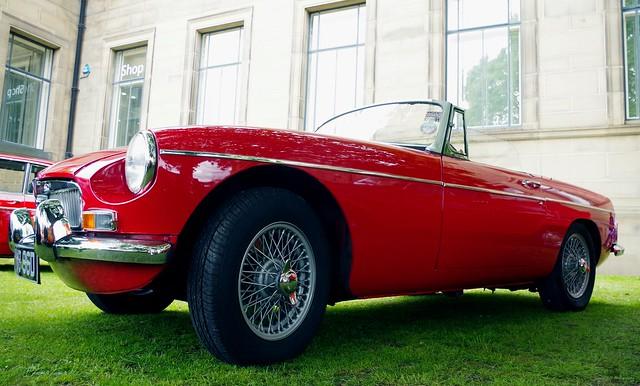 vintage  cars weston park fair (5)