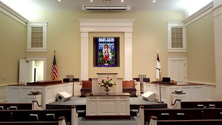 A View of the Pulpit