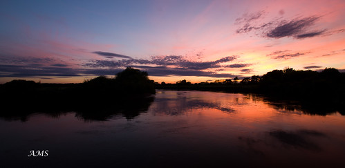 ams pentax gainsborough rivertrent sunset lincolnshire morton mortoncorner pentaxart