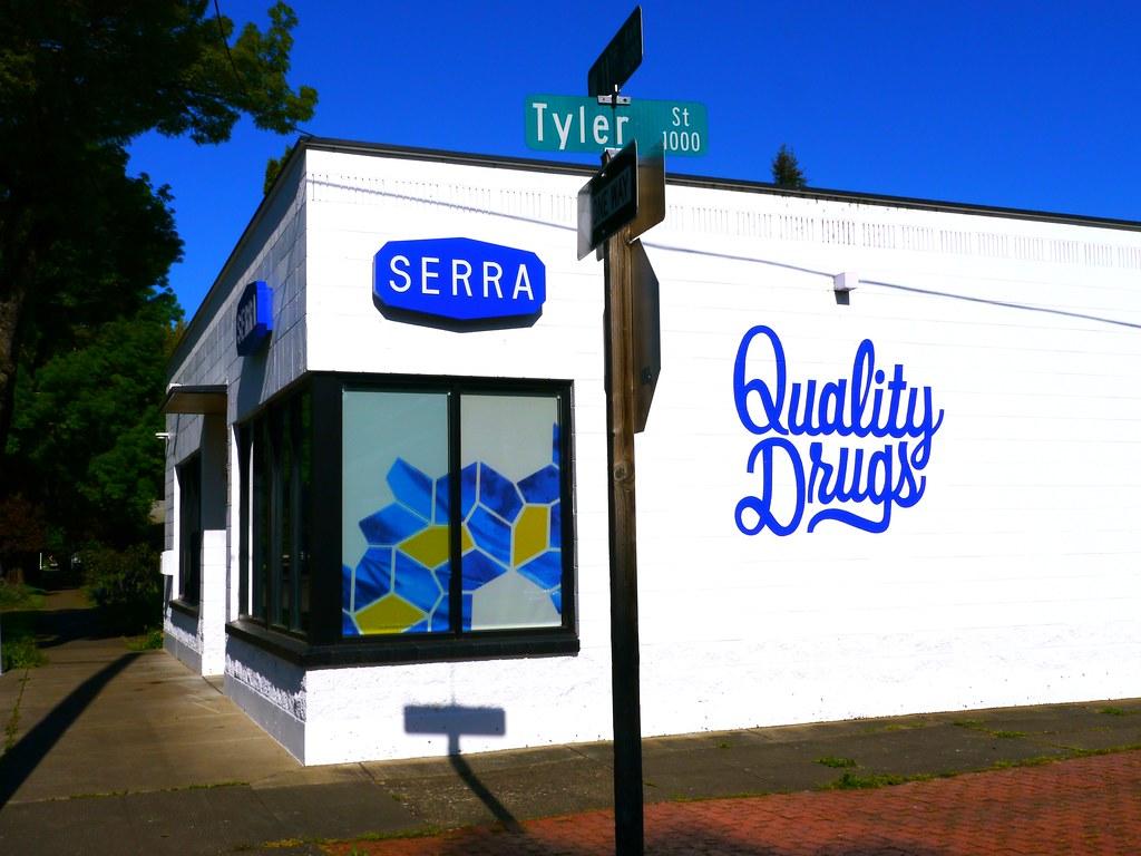 Serra Marijuana Dispensary in Eugene, Oregon   This Serra Ma