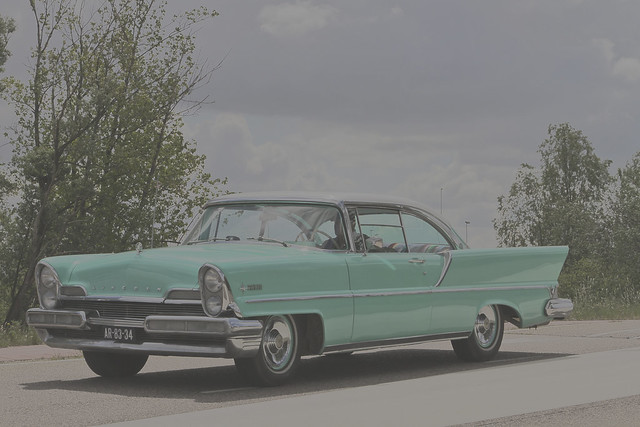 Lincoln Premiere Hardtop Coupé 1957* (0819)