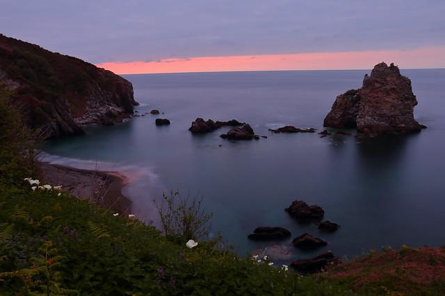 Playa de Castiellu. Pendueles