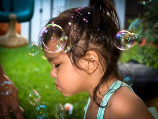 bubbles are life!