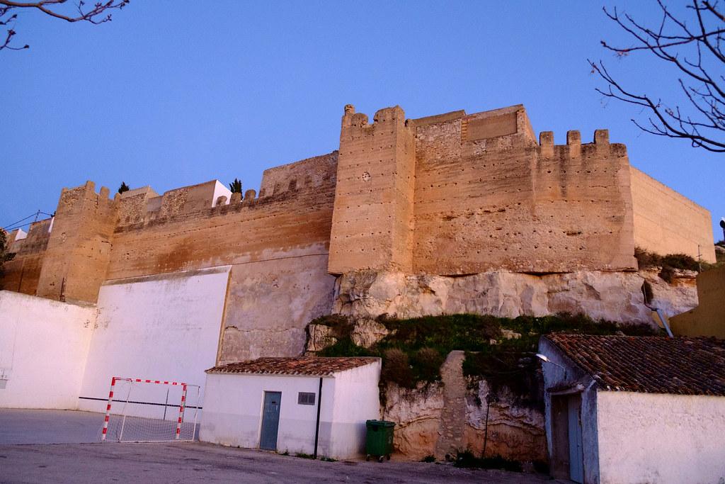 Castillo de Jorquera | Castillo Arabe de Jorquera | Ernesto Sardón ...