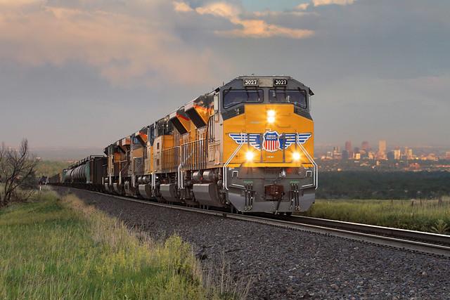 New T4s leavin' Denver behind
