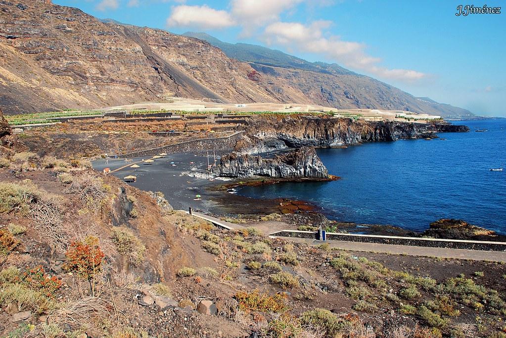 Cala en La Palma
