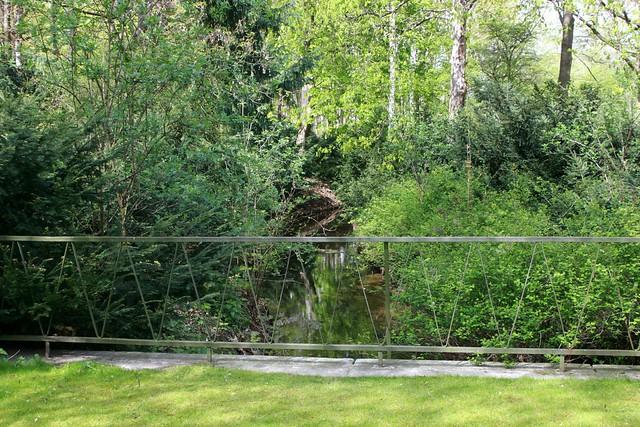 Brücke der Rüsternallee im Berliner Tiergarten