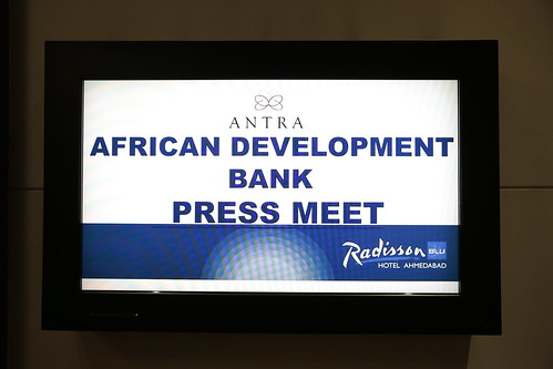 52th Annual Meetings of the African Development Bank Group - Ahmedabad, India, AM 2017