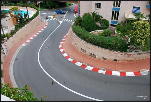 mónaco 2009 circuito montecarlo f1 europe carreras