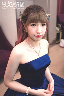 新秘筱涵/新娘秘書小涵造型 | by dear-wedding