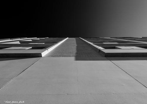 blackandwhite vertical building outdoor pointofview shadow bw blackwhite nikon