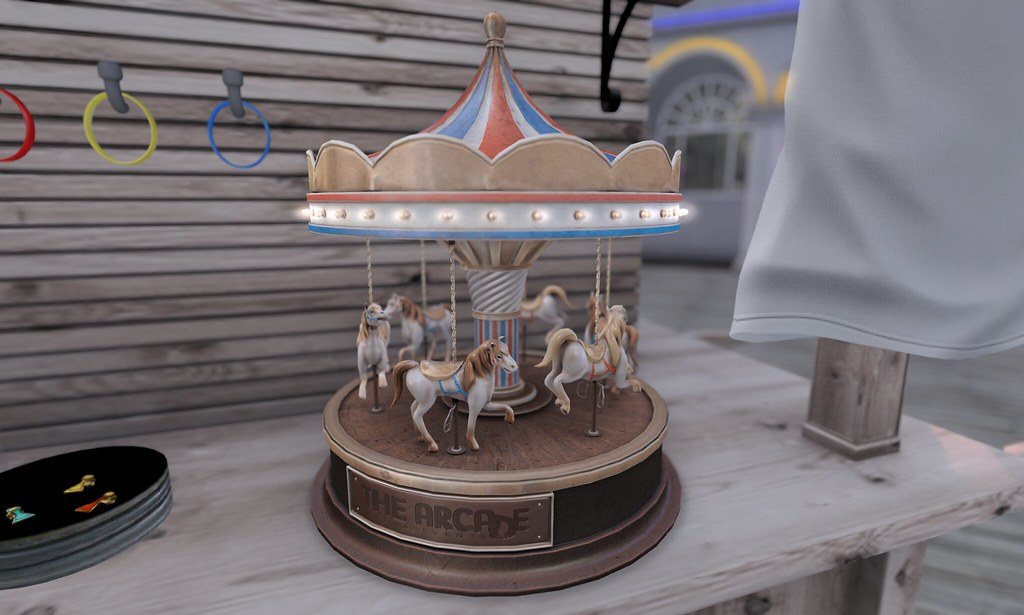 Genial ... The Arcade   Tabletop Carousel Souvenir By Anya Ohmai | By ··· TORLEY ·