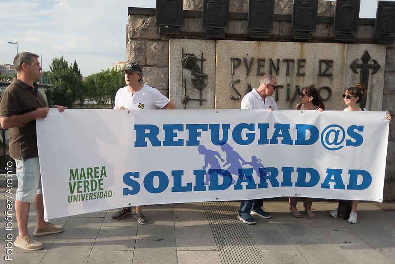 Cadena Humana Día del Refugiado_marca de agua_foto- Pablo Ibáñez-11