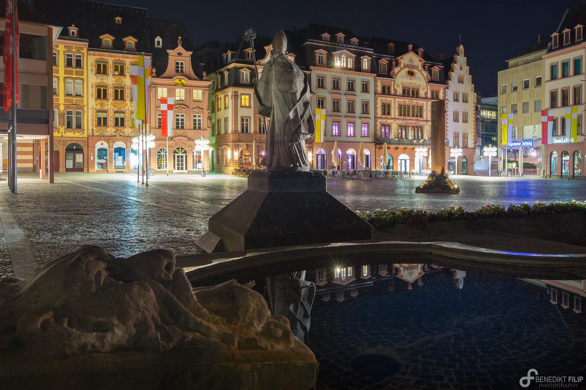 Marketplace Mainz