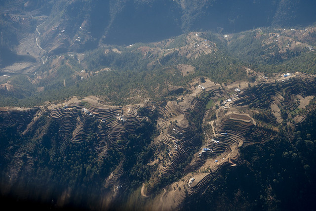 NPL - Nepal from the sky