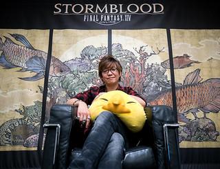 Final Fantasy XIV: Naoki Yoshida   by PlayStation.Blog