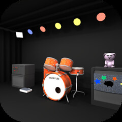 Escape Game-Music Club - Android & iOS apps - Free