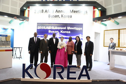 Launching of Korea as the venue of the next Annual Meetings 2018, AM 2017