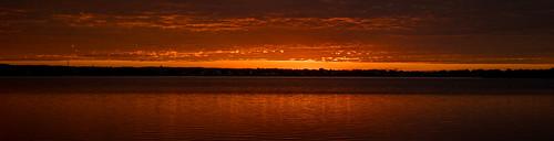 sunrise ninigretnationalwildliferefuge nwr ninigret charlestown rhodeisland ninigretpond unitedstates us