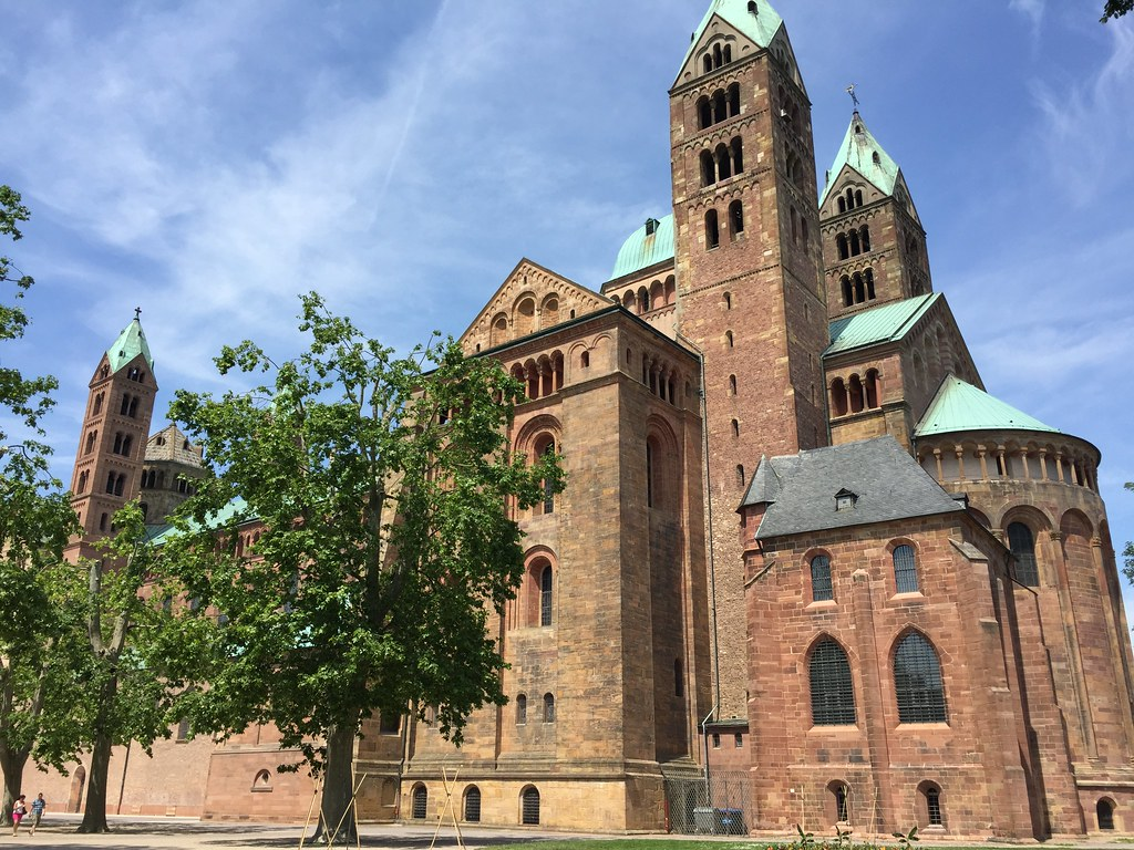 Speyer, Germany, May 2017