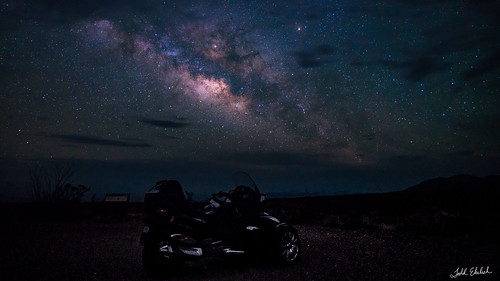 Spyder Milky Way