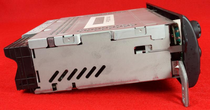 RD16592 Original BMW Business Mini R50 R52 R53 Dolby Kassettenradio Cooper One Autoradio 6512 6923503-01 DSC00754
