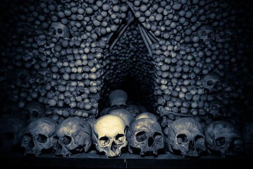 Sedlec Ossuary Bone Church Kutna Hora | by nan palmero