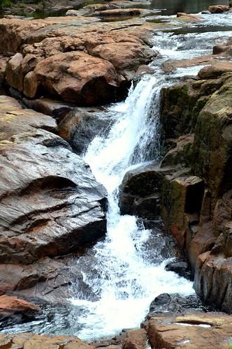 stream nature landscape