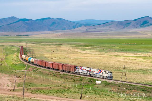 The Hybrid locomotives