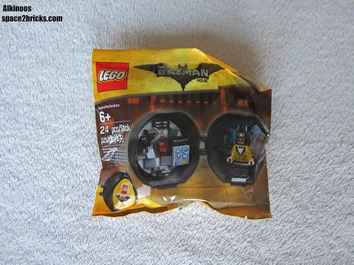 Lego Batman Battle Pod p1