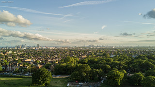 View on London from Epping Forest | by Kamel3D.UK