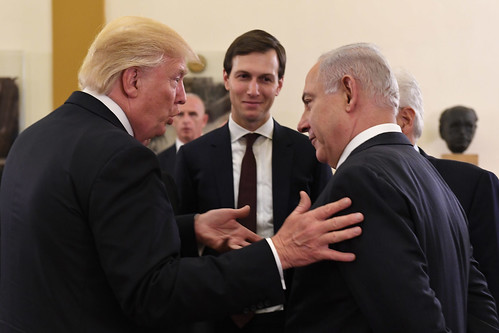 Trump Visits Israel   by IsraelMFA