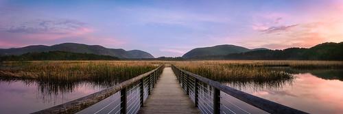 hudsonrivervalley constitutionmarsh hudsonhighlands sunrise calm peaceful tranquil spring mountains serene river hudsonriver marsh audubon hudsonvalley
