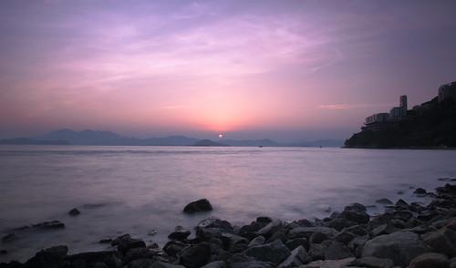 shawandrive hongkong slowshutter longexposure canon sunset eos5dmarkiii ef2485mmf3545usm