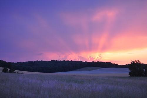 sunset | by Jeancu