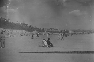 The Spa and South Foreshore, Bridlington 1922 (archive ref DDX2031-3-1) | by East Riding Archives