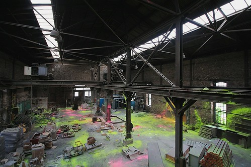 Ravepaint Pipe Co. | by EsseXploreR