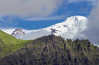 Öræfajökull - Skaftafell