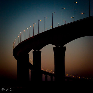 Morning bridge | by mathieuo1