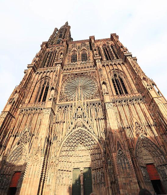 Cathedral - Strasbourg - France