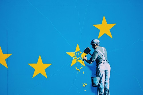Dover Banksy | by ijclark