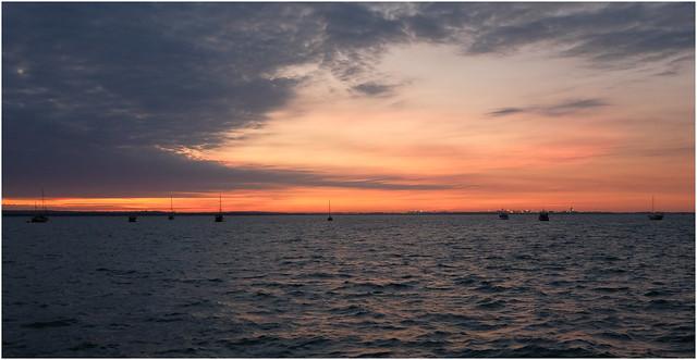 Darwin Harbour sunrise