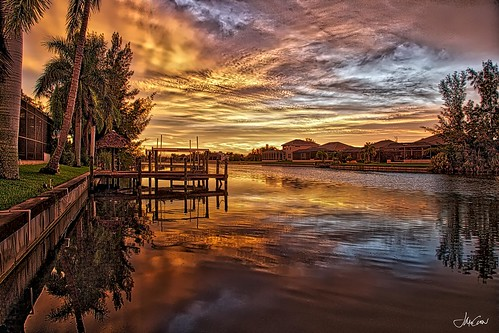 canals sunrise water gulf morning dew sunbreak waking tide waves dock boat ripples solitude quiet dusk sunup strech opener eye beautiful pretty painting sweet touch class stunning artwork wallart magnificent exciting dassle fascinating love delightful rhapsody great waterway faye cape coral florida